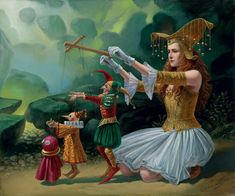 Michael Cheval Evolution III