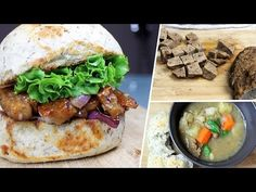 Vegan Beefy Beefless Seitan - Mary's Test Kitchen