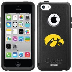 iPhone 5c OtterBox Commuter Series University Case (A-J)