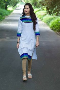 #casual #kurtis @ http://zohraa.com/white-cotton-kurti-z7223p7012-16.html #casualkurtis #celebrity #zohraa #onlineshop #womensfashion #womenswear #bollywood #look #diva #party #shopping #online #beautiful #beauty #glam #shoppingonline #styles #stylish #model #fashionista #women #lifestyle #fashion #original #products #saynotoreplicas