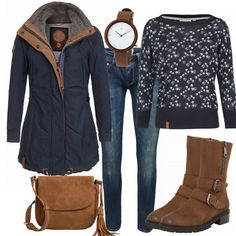 Casual Outfits For Teens, Casual Winter Outfits, Fall Outfits, Outfit Winter, Teen Fashion, Winter Fashion, Fashion Outfits, Junior Clothing Stores, Urban Fashion Trends