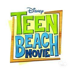 Teen Beach Movie Logo