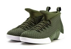 707a860dda992b PSNY X Air Jordan 15 Global Release Info AO2568-200 + 921194-011