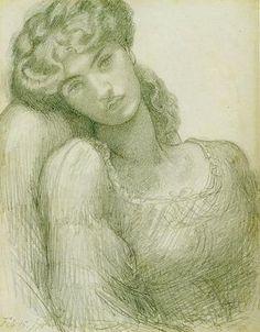Dante Gabriel Rossetti,Jane Morris