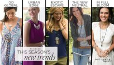 Discover the five major trends in our 2015 Spring/Summer catalog! #SilpadaStyle