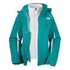 northface jacket. because.