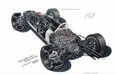 Eu acredito que o gosto pelo automobilismo é fortemente baseado nas sensações. A velocidade dos carros passando na reta, a forma como vemos o carro se agarrando às curvas, e também o som emanado po…