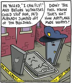 Official website of The Argyle Sweater featuring Scott Hilburn's daily Argyle Sweater comic panel and more, presenting a hilarious look at the world you think you know. Super Funny Quotes, Stupid Funny Memes, Funny Relatable Memes, The Funny, Hilarious, Funny Stuff, Fun Quotes, Funny Shit, Random Stuff