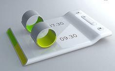 Vibrating Alarm Ring: Wake Up Without Sound.