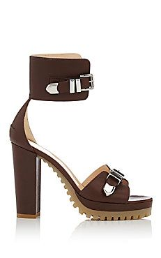 Philosophy di Lorenzo Serafini Buckle-Strap Platform Sandals