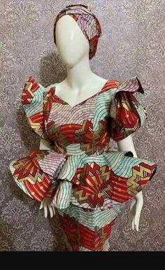 African Print Dress Designs, African Print Skirt, African Print Dresses, African Print Fashion, African Design, African Attire For Ladies, African Dresses For Women, Ghanaian Fashion, Latest African Fashion Dresses