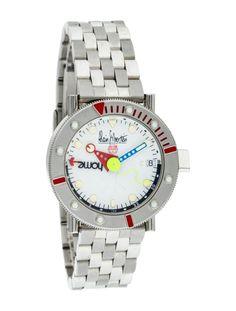 Alain Silberstein Marine G Watch Alain Silberstein, G Watch, Automatic Watch, Link Bracelets, Chronograph, Rolex Watches, Bracelet Watch, Accessories, Jewelry Accessories
