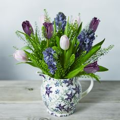 Emma Bridgewater Mother's Day jug, 2015 (exclusive to Waitrose Flowers)