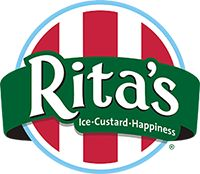 Rita's Italian Ice shops serve ice treats as well as frozen custard, which is thicker and creamier than ice cream. This soft-serve combo dessert refreshingly re-creates the flavors on the old-fashioned Creamsicle pops.
