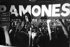 Saw the Ramones with Social Distortion. A show I'll never forget.