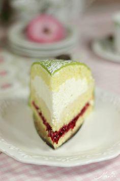 Easy Baking Recipes, Cake Recipes, Dessert Recipes, Pie Cake, No Bake Cake, 3 Ingredient Desserts, Tasty Bakery, Naked Cakes, Edible Cake