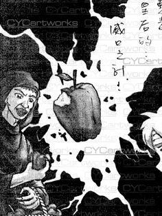 CYCartworks Portfolio 032 - created by Comic Yalcin Chen (陳右錚) -
