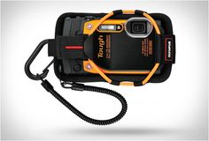 CÂMERA OLYMPUS À PROVA DE ÁGUA - OLYMPUS TOUGH TG-860  A nova Câmera Olympus TG-860 é a câmera que você vai querer ter ao longo de todas as aventuras. Olympus actualizou a sua gama de câmaras, e está a definir seu mercado sobre GoPro.