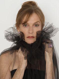 Isabelle Huppert - Interview dans STANDARD