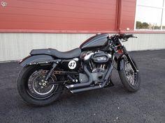 Harley Davidson 1200 Nightster - Cafe Racer