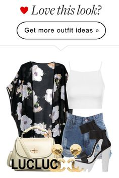 """""""4 17 15 LUCLUC"""" by miizz-starburst on Polyvore"""