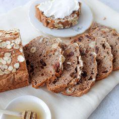 Rozijnen noten brood Om, Gluten Free, Cookies, Drinks, Desserts, Glutenfree, Crack Crackers, Drinking, Tailgate Desserts