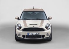 Clubman Hyde Park edition exterior front