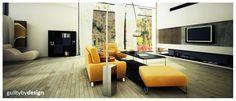 Bizkitfan Yellow Sofa Decor