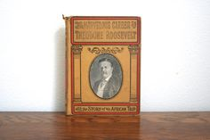 1910 The Marvelous Career of Theodore by PacificBlueBooks on Etsy