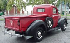 Displaying (19) Gallery Images For 1940s Ford Trucks ...