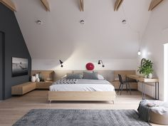 Innenansichten: Bien-Zenker - - Edition 1 V4   Schlafzimmer ...