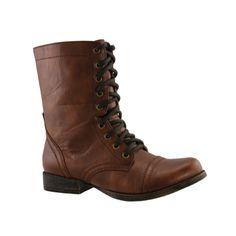 Brown madden girl boots @ Journeys! <3