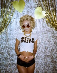 Lil Debbie for ALIFE by Pretty Puke #Alife #womens #streetwear Click here to view full story.