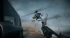 battlefield 4 test range