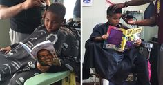 This Barbershop Will Return Money To Kids On One Condition – If They Read Out Loud | Bored Panda
