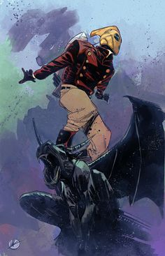 The Rocketeer by Matteo Scalera