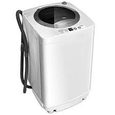 Trying to fit this and a little dryer in my place. If there's a will...... EP22761 Top-Loading Washer