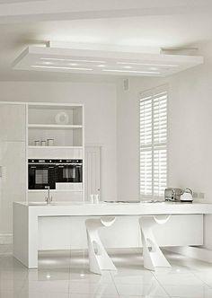 Weiße Interior Design Ideen wirken pur und frisch auf die Sinne  - http://cooledeko.de/farben/weise-interior-design-ideen.html