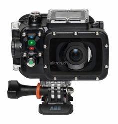 Panasonic Actioncam HX-A1 schwarz - E-Shop mit eingebauten Beratungsfunktionen!