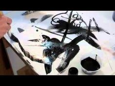 Ink Experiments - YouTube