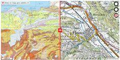 Flums SG Geologie Boden https://ift.tt/2pFNSak #geoportal #mapOfSwitzerland