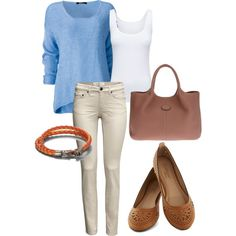 """""""Casual Autumn..."""" by mitika1980 on Polyvore"""