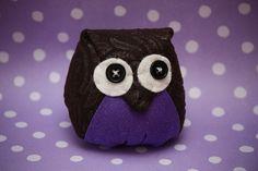 purple and owl = heaven!!!