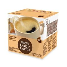 Nescafe® 16-Count Dolce Gusto® Morning Blend Capsules - BedBathandBeyond.com