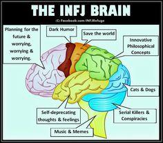 Meyers Briggs Personality Test, Infj Personality, Gemini Life, Aries, Aquarius, Best Buzzfeed Quizzes, Astronomy Facts, Infj Mbti, Infj Type