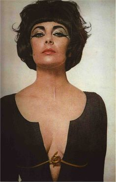Cleopatra, Elizabeth Taylor (born in England to American parents)