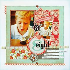 A Project by Kelly Goree from our Scrapbooking Gallery originally submitted 10/12/11 at 09:14 AM