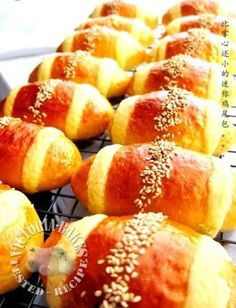 A Traditional Bake ~ Cocktail Bun (gai mei bao) ~ highly recommended Asian Recipes, Ethnic Recipes, Chinese Recipes, Asian Foods, Chinese Deserts, Asian Buns, Coconut Buns, Bakers Yeast, Brioche