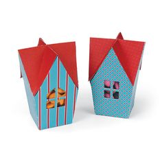 Sizzix.com - Sizzix Movers & Shapers L Die - Box, House