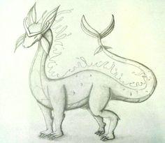 Concept_dragon  -  Lápiz